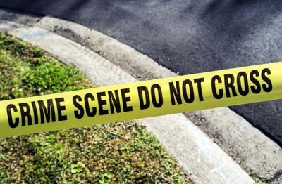 File crime scene tape 2020