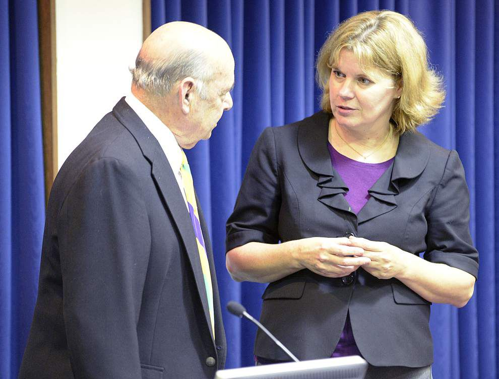 LeJeune to retire in July as Lafayette superintendent _lowres
