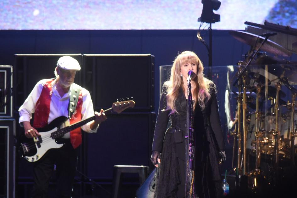 A reborn Fleetwood Mac showed all its strengths during sold-out New Orleans concert