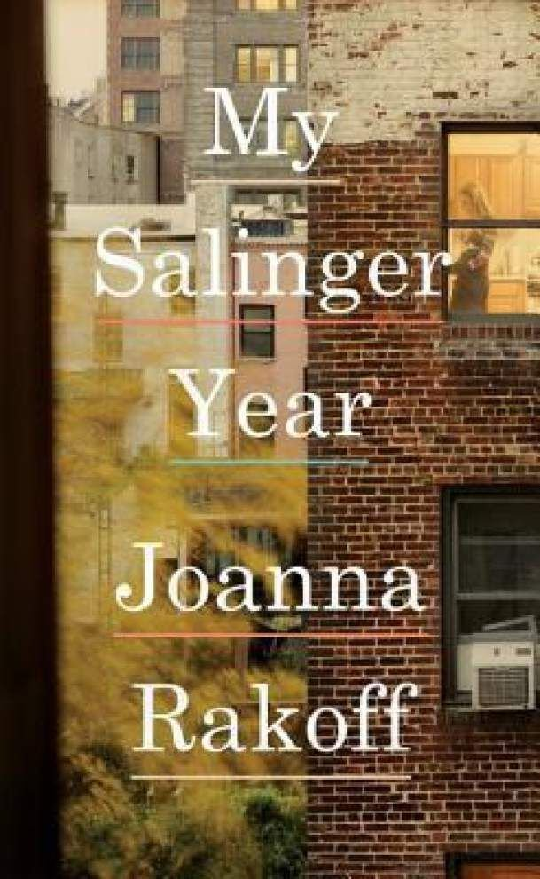 Ex-literary agency aide makes nonfiction debut with 'Salinger Year' _lowres