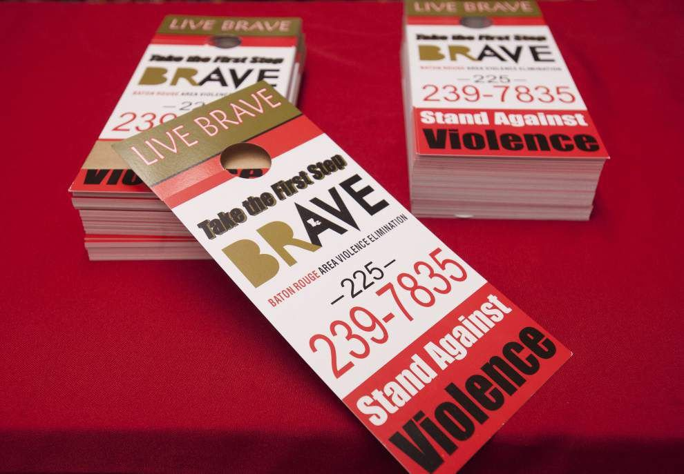 Photos: BRAVE forum on violence _lowres