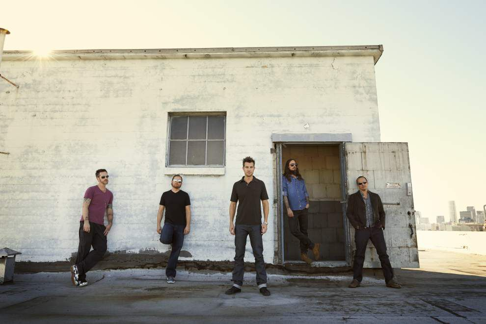 311 Day comes with its own challenges and rewards for singer Nick Hexum _lowres
