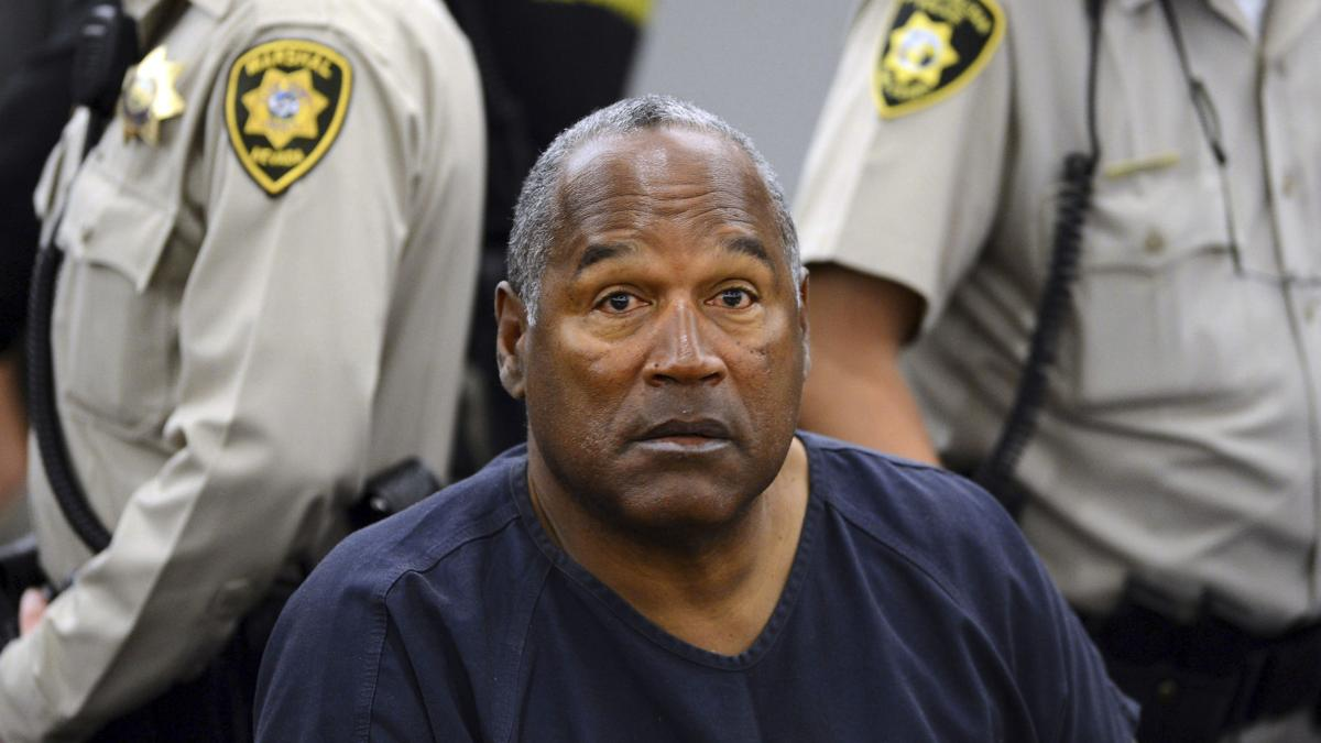Watch live: O.J. Simpson granted parole after serving nine years for armed robbery