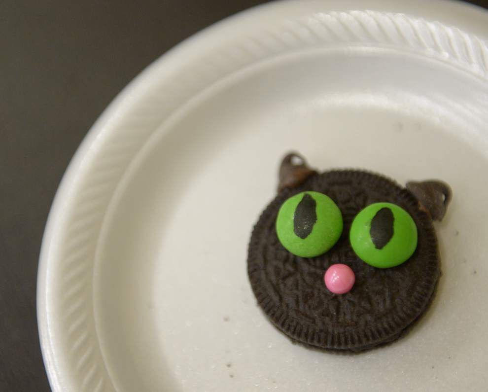 Library hosts 'Crazy Cat People' party _lowres