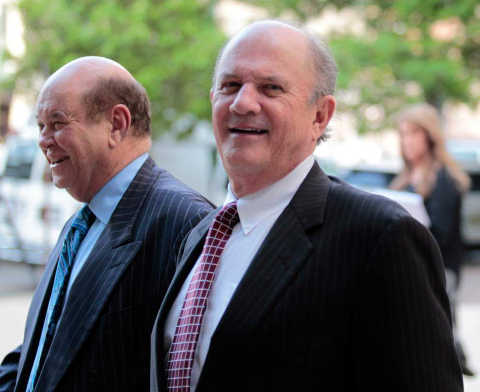 Ex-St. Tammany DA Walter Reed, relaxed, defends campaign practices on Day 10 of trial _lowres