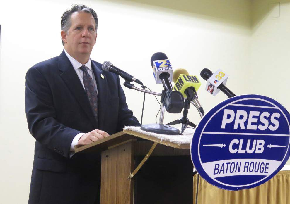 Tax stance may be issue in Joel Robideaux's bid for Lafayette mayor _lowres