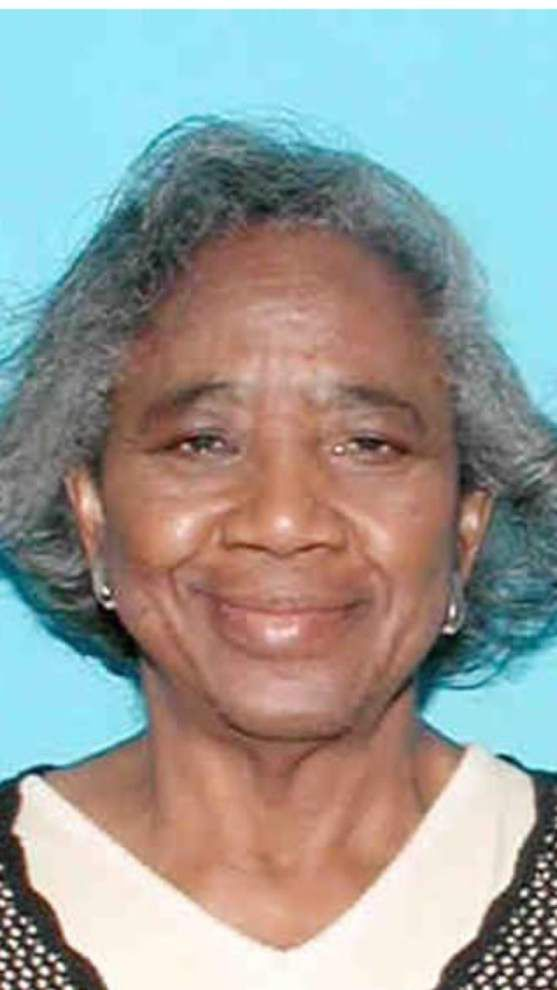 Donaldsonville woman, 79, reported missing Monday found by LSU Police _lowres