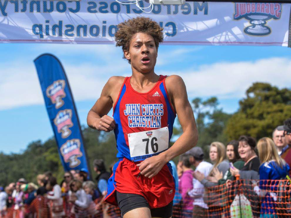 John Curtis, Dominican win Metro Cross Country titles _lowres