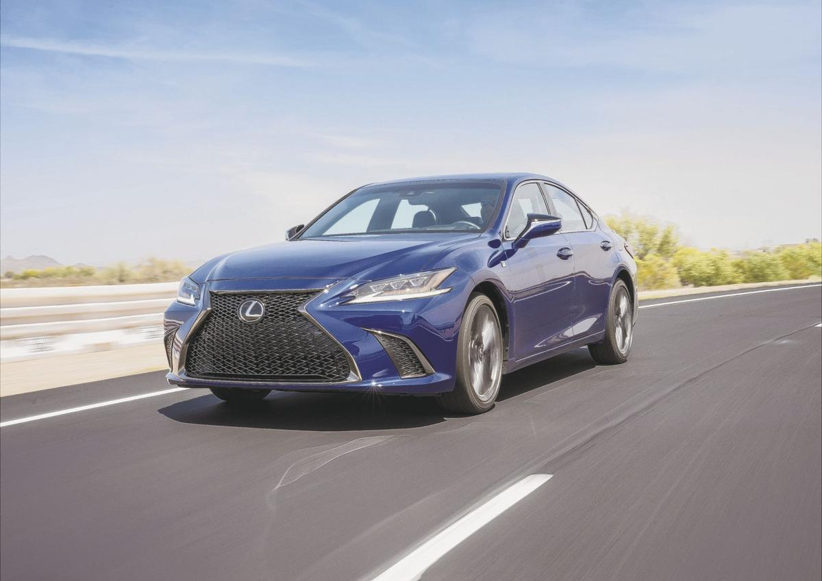 2019 Lexus Es 350 Automotive Theadvocate Com