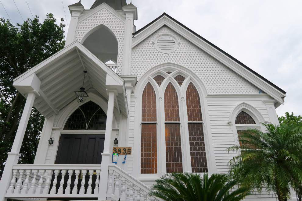 Former church, once Christian's Restaurant, to reopen as new, modern restaurant and bar _lowres