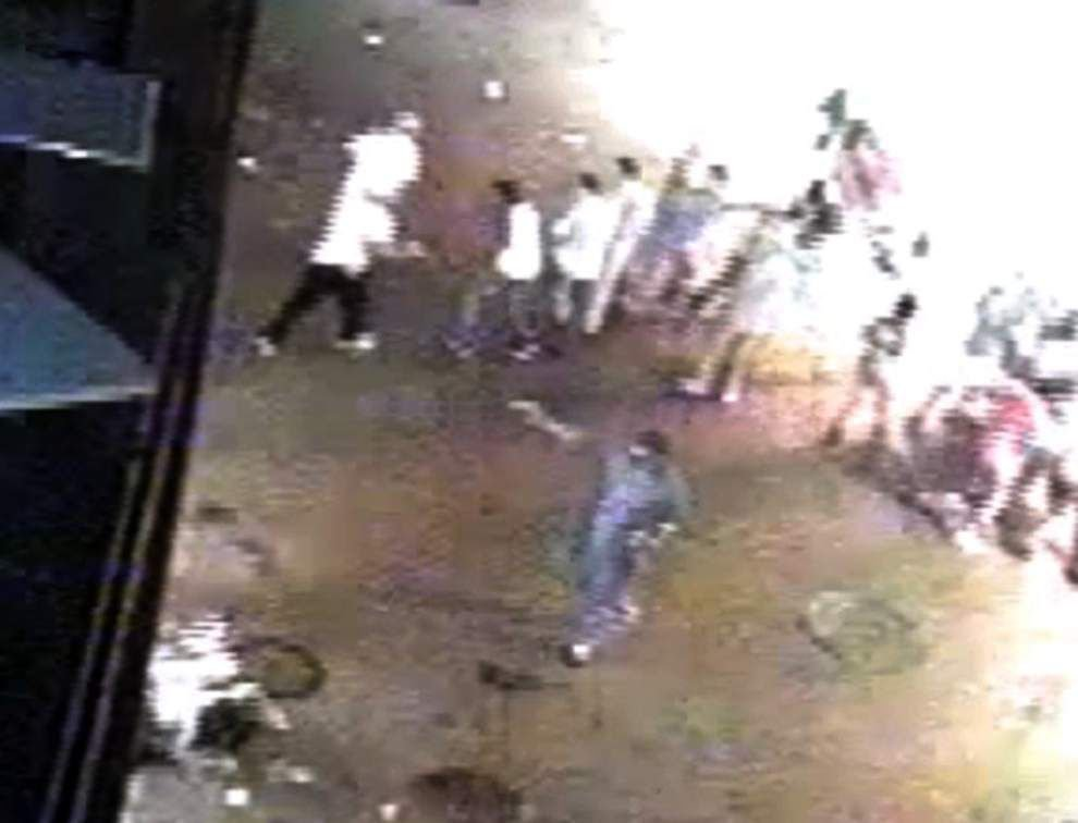 Alleged Bourbon St. shooter indicted on manslaughter, attempted murder counts _lowres
