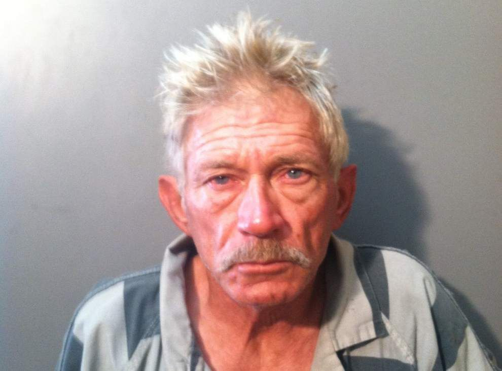 Traffic stop turns up crystal meth, other illegal drugs. _lowres