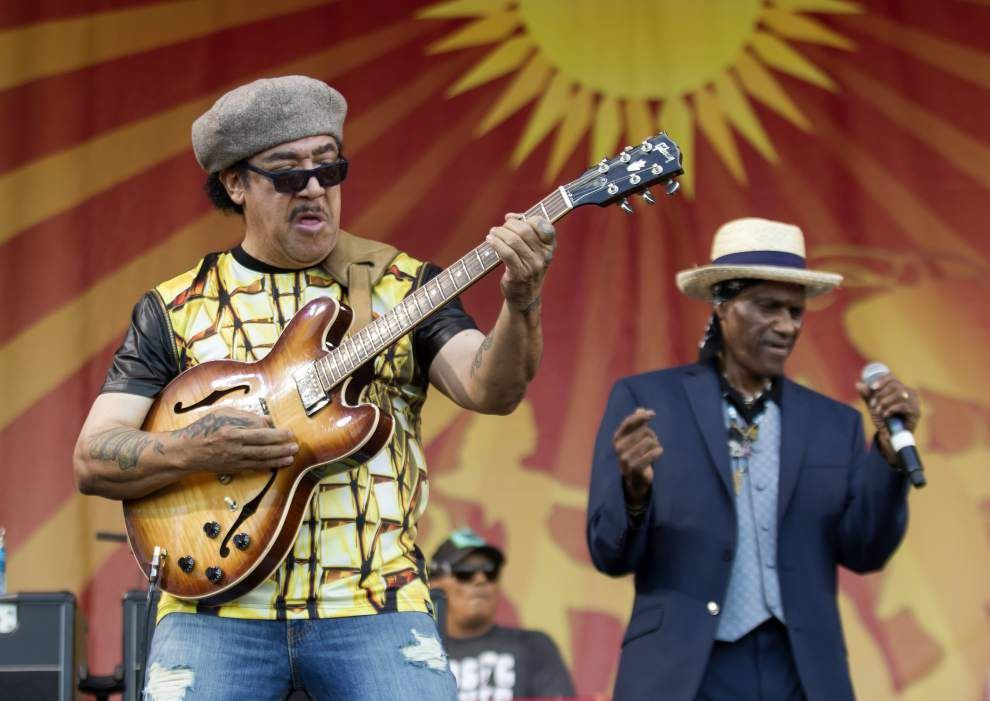 The Meters to reunite for 2016 Jazz Fest-season show at Orpheum Theater _lowres