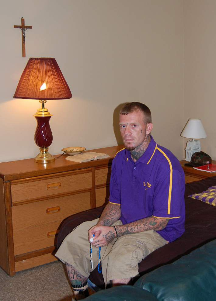 Joseph Homes group helps released inmates find place to call home after prison _lowres