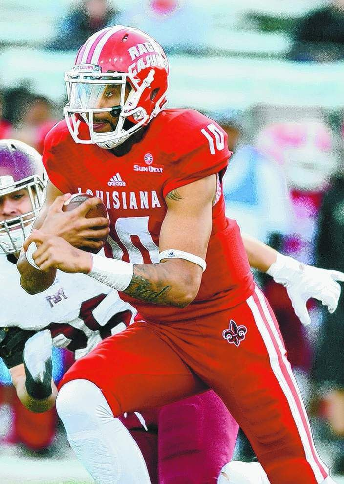 Cajuns set for another quarterback competition; Jalen Nixon to move to running back _lowres
