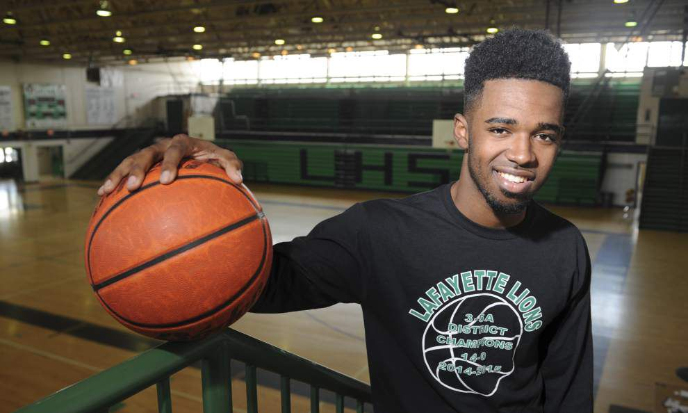 The Acadiana Advocate All-Metro basketball team _lowres