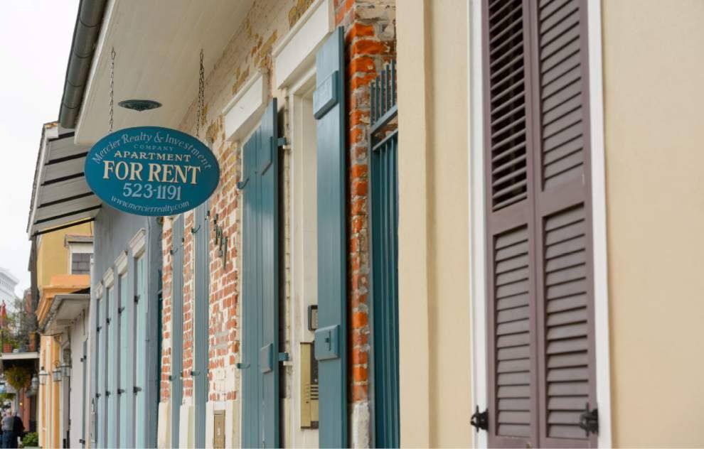 Group urging more affordable housing in New Orleans comes out against some short-term rentals like Airbnb _lowres