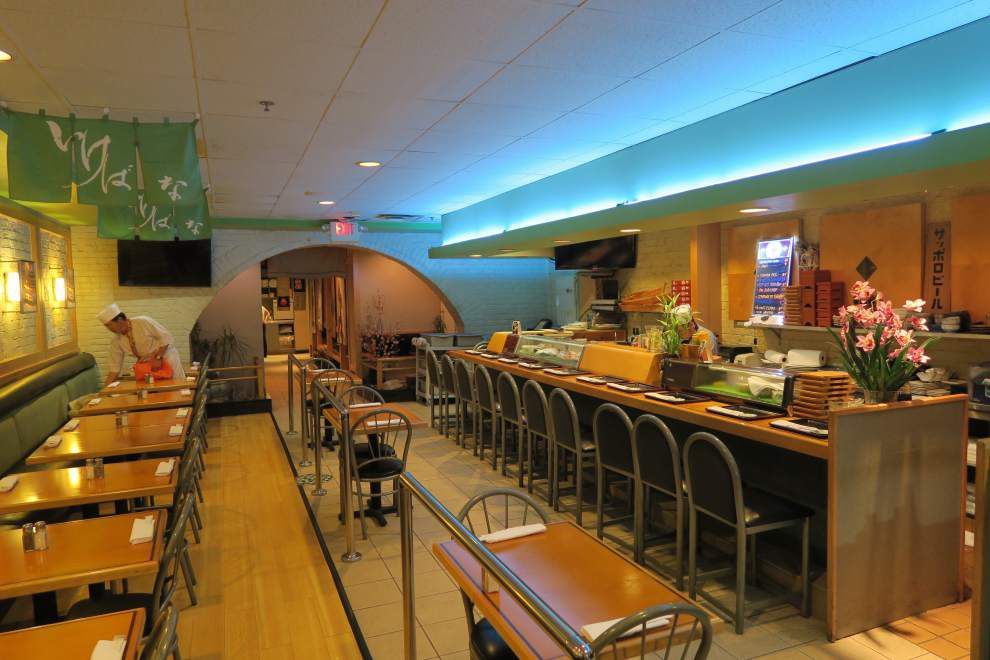 Roll Credits: CBD sushi bar that set a new standard will close Friday _lowres
