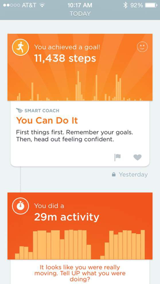 Trackers for walking are great, but they all keep tabs on activity differently _lowres