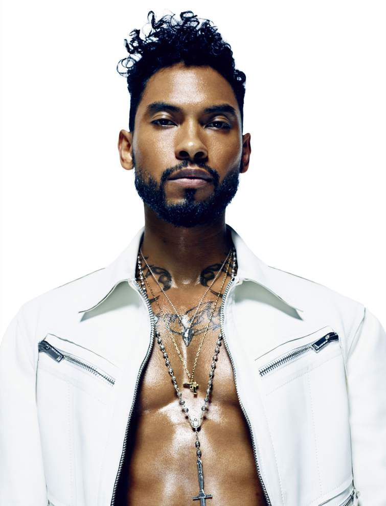 Sexy singer Miguel goes from lust to love _lowres