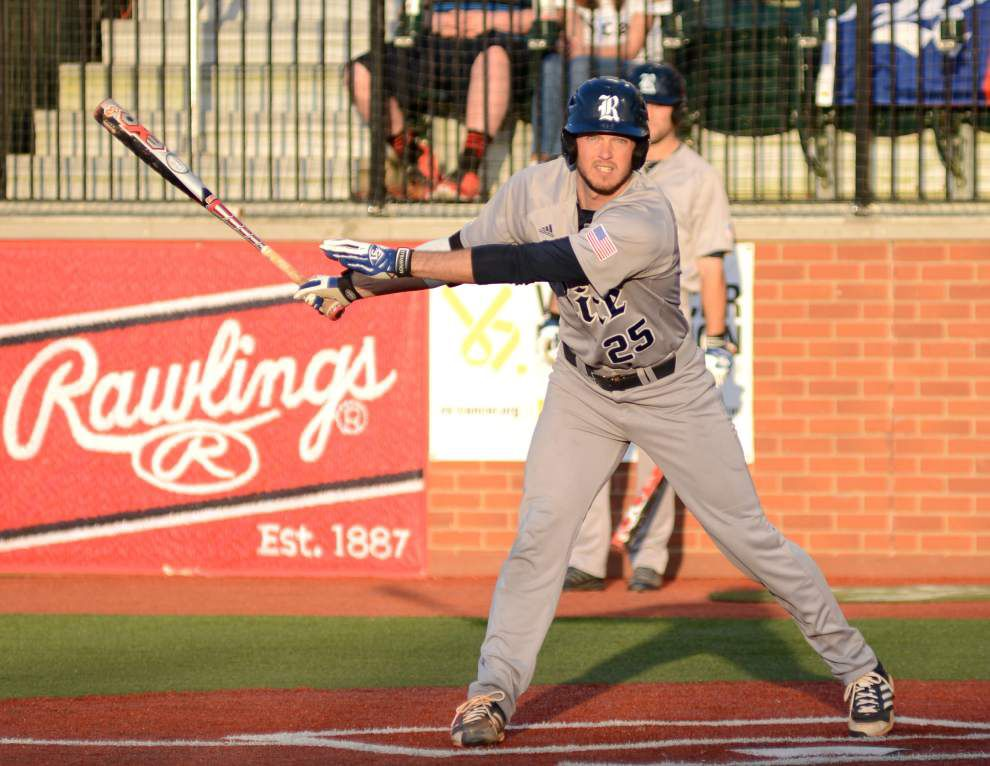 Despite solid effort, Tulane falls to Rice in series opener _lowres