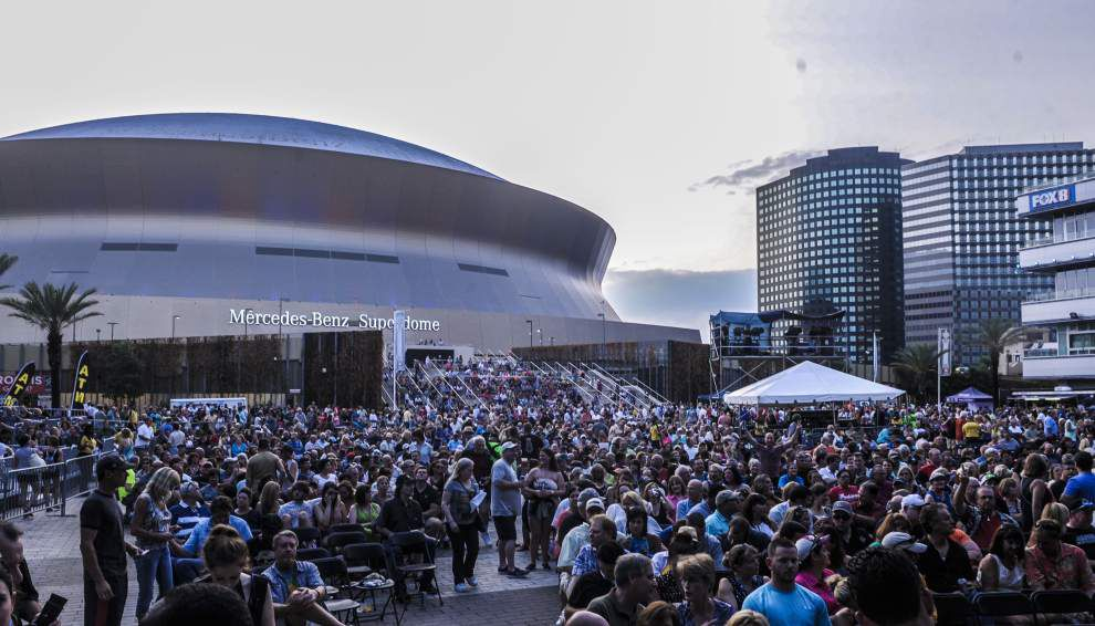 Photos: The Doobie Brothers in concert at Champions Square _lowres