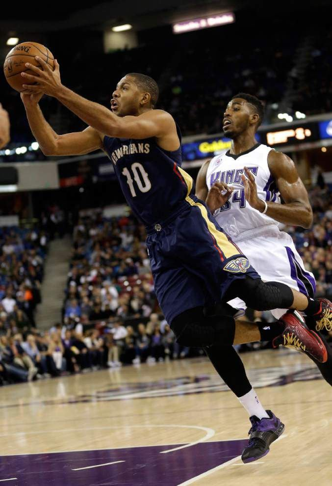 It's all about energy as the Pelicans' road trip continues at Denver and Utah _lowres