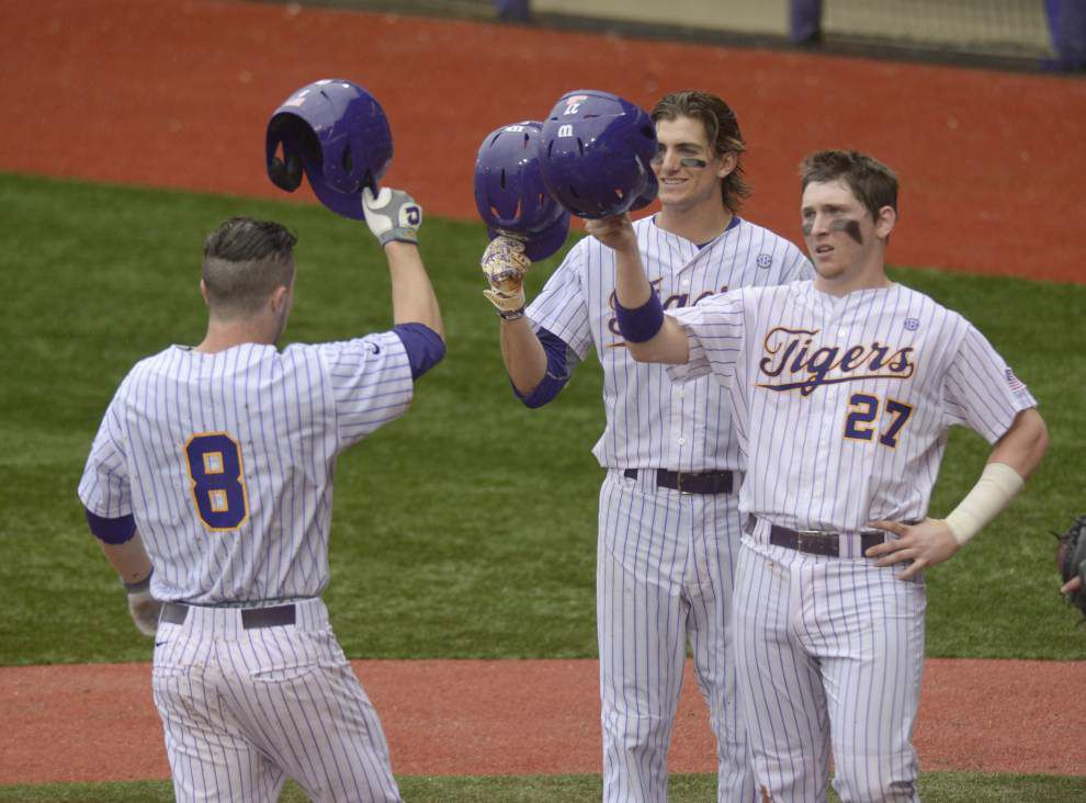 LSU baseball pregame: What's at stake, what to watch as LSU faces Lamar at 6:30 p.m. today _lowres