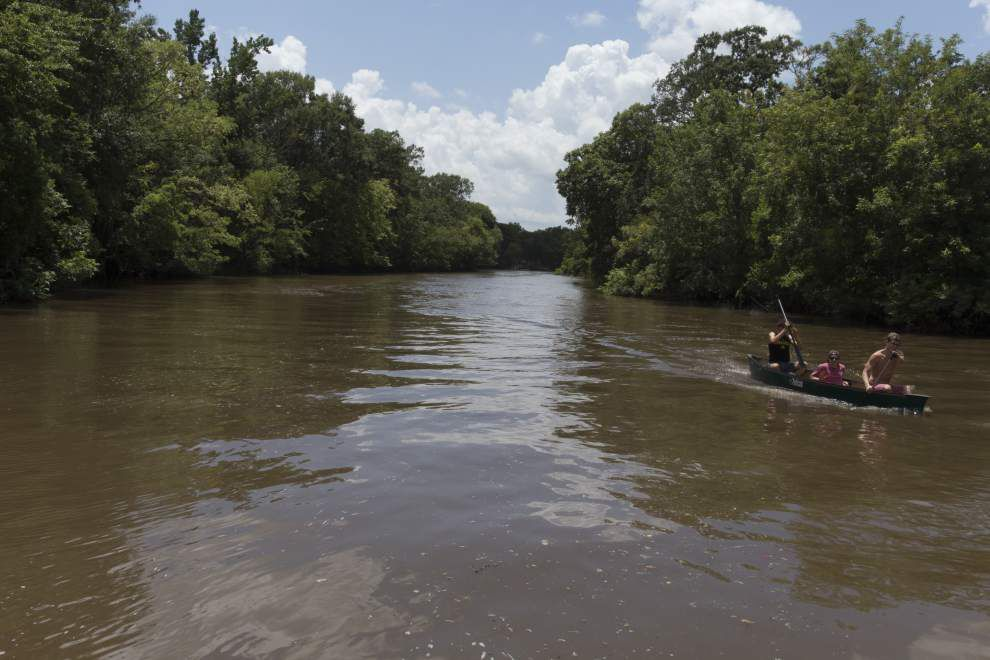Bayou Vermilion boat tour used to share Cajun history _lowres