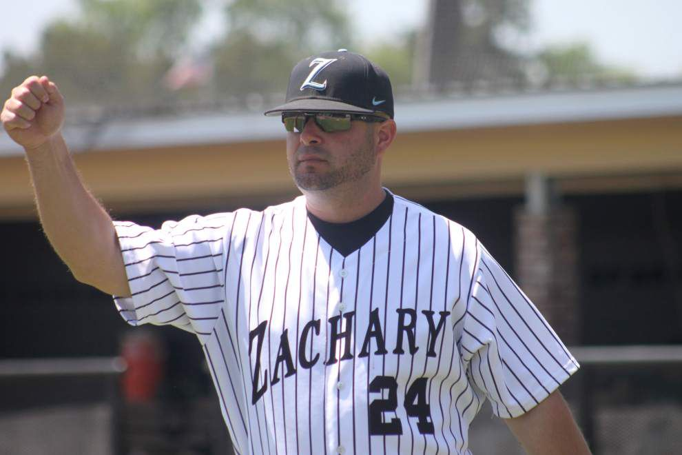 Zachary Sports: New AD sees bright future at Zachary _lowres