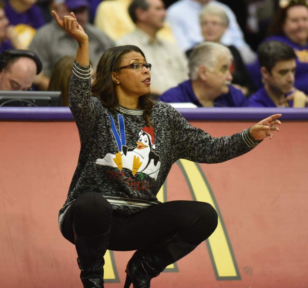 PHOTOS: LSU UC-Santa Barbara Women's basketball _lowres