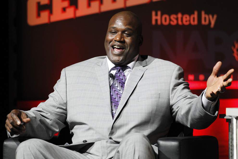 Seeing LSU, NBA legend Shaquille O'Neal as an undercover driver should Lyft your spirits _lowres