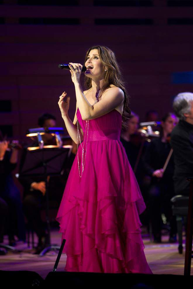 'Frozen' singer Idina Menzel will open up to audience at Saenger in New Orleans _lowres