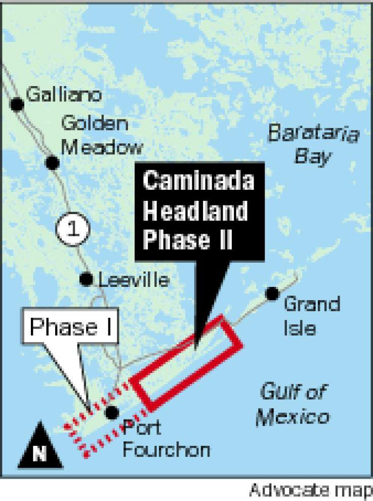 Second Caminada project awarded, state's largest coastal restoration project _lowres