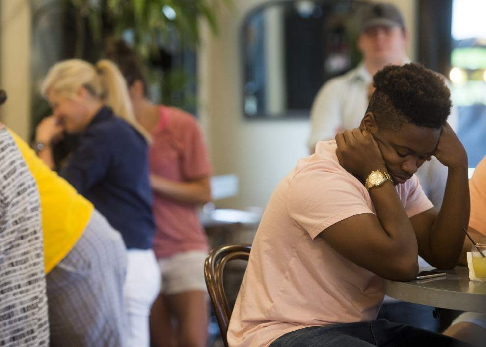 Baton Rouge LGBT community devastated over Orlando shootings; events planned to honor victims _lowres