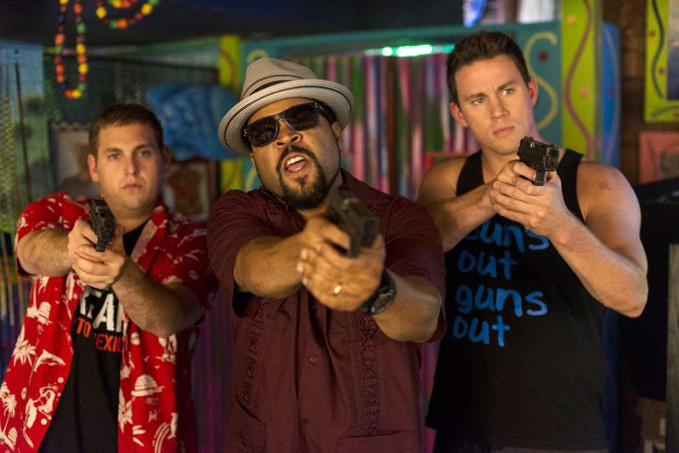Review: Hill, Tatum make a funny return to New Orleans for 'Jump Street' sequel _lowres