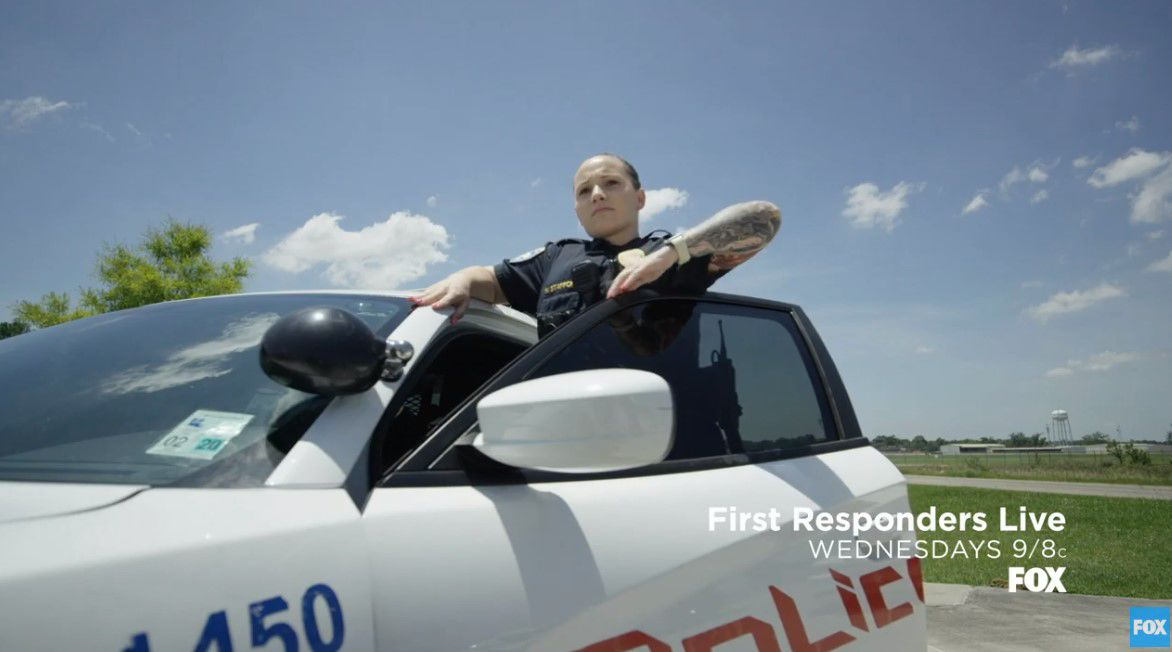 First Responders Live' features Baton Rouge first responders