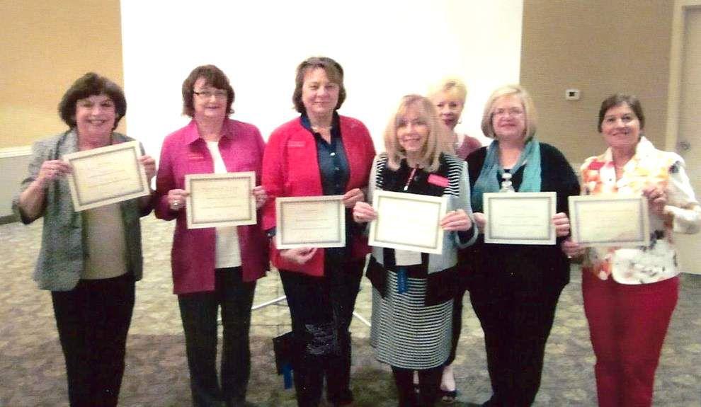 Metropolitan Republican Women Win Awards at the LFRW Biennial Convention _lowres