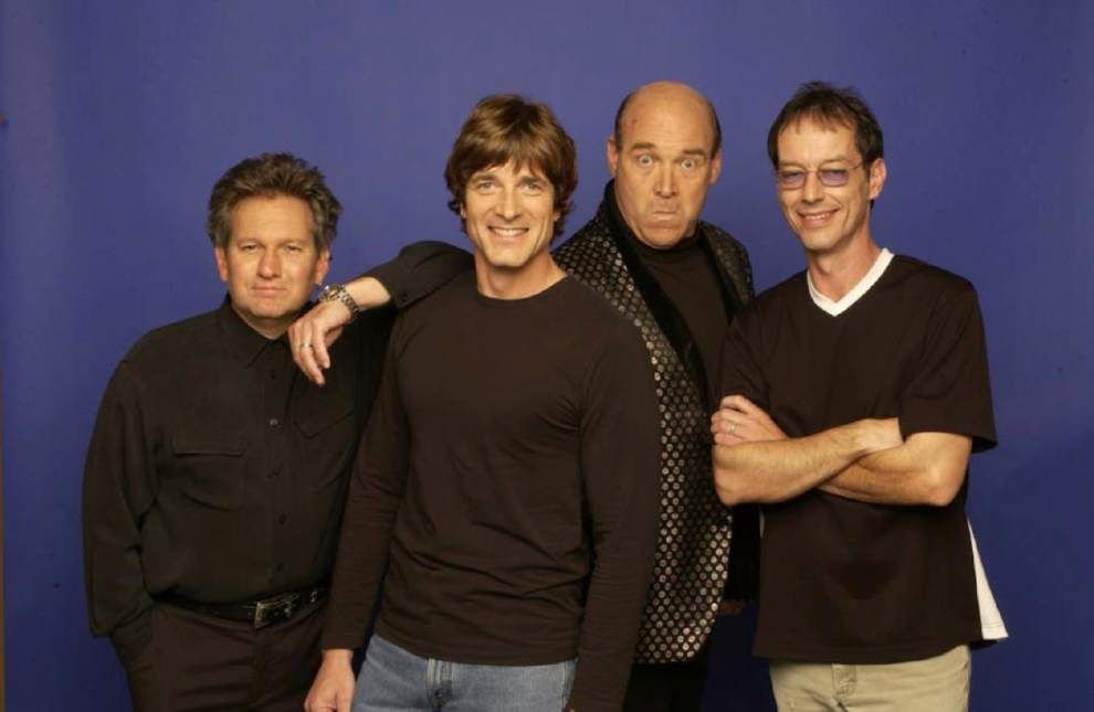 Early '80s power-pop band The Producers to play in New Orleans Friday _lowres