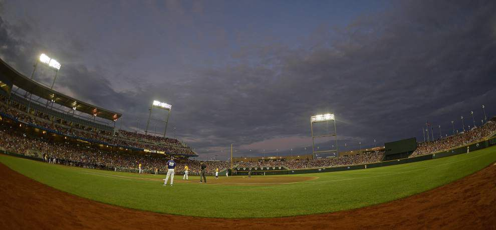 LSU's baseball season ends with 8-4 loss to TCU Thursday night _lowres