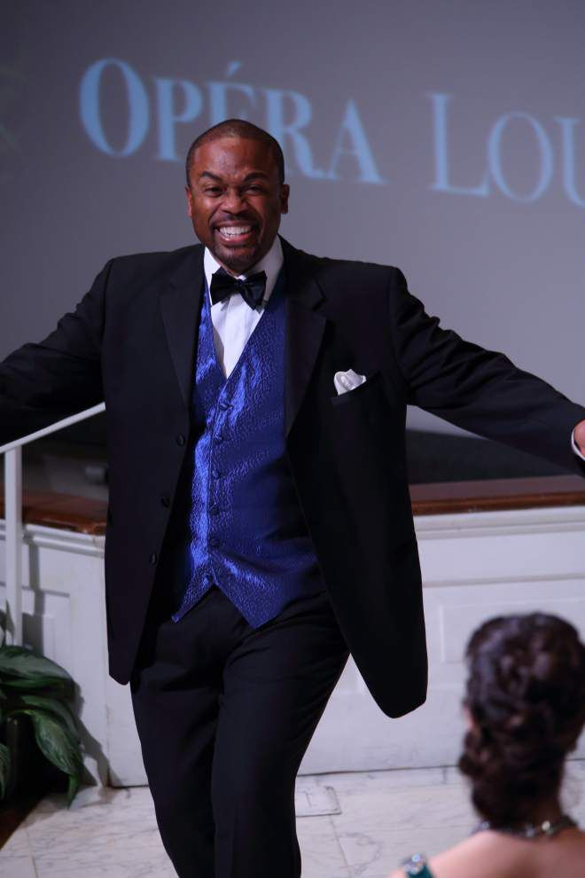 Singers team up for Opéra Louisiane 'Baritones on the Bayou' event _lowres