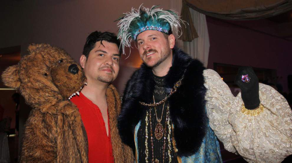 Steven Forster's Party Central: Friday Night Before Mardi Gras _lowres