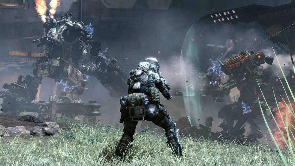 'Titanfall' a beauty and a beast of a game _lowres