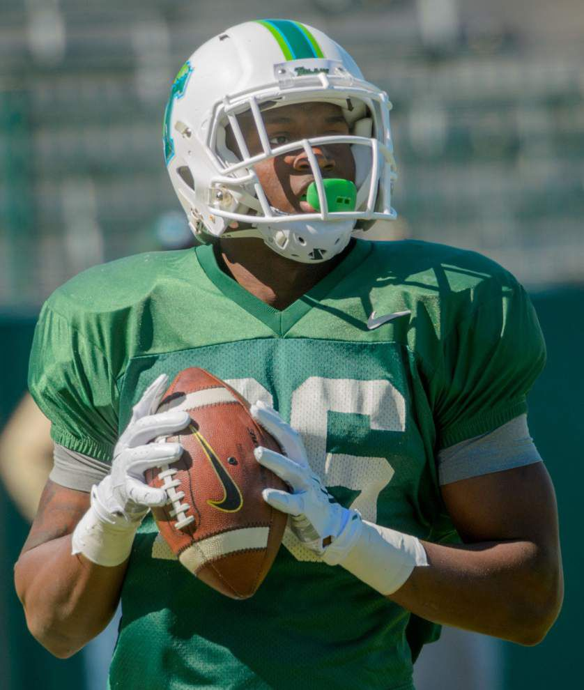 Tulane looking for players to separate themselves in Saturday's scrimmage _lowres