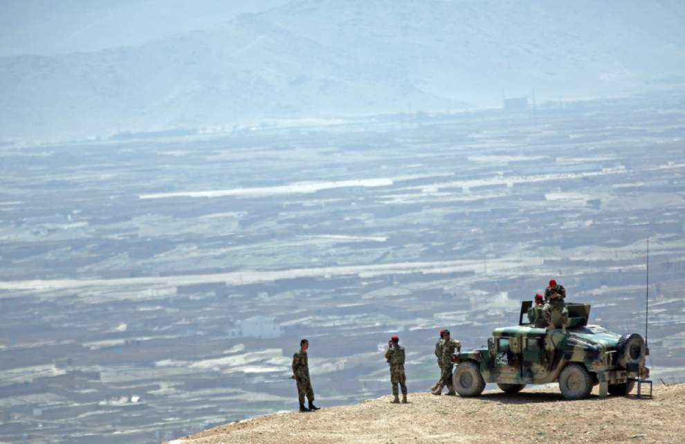 Afghanistan's NATO coalition shrinking fast _lowres