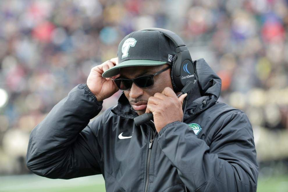 Former Saints, Tulane coach Curtis Johnson returns to NFL with Chicago Bears _lowres