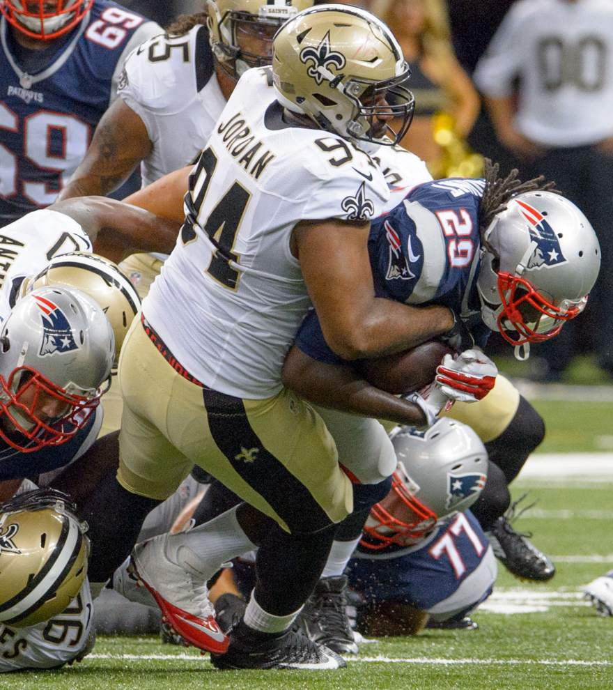 Cam Jordan aiming to keep his focus on football after off-field incident _lowres