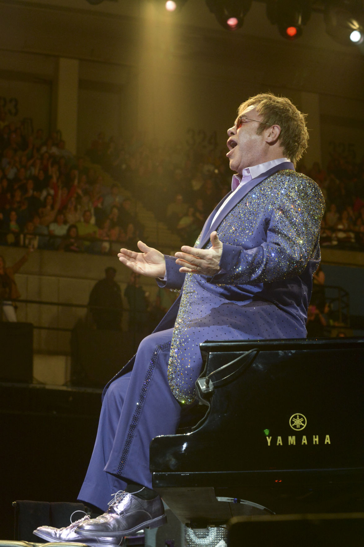 Elton John returns to the River Center   Entertainment/Life ...