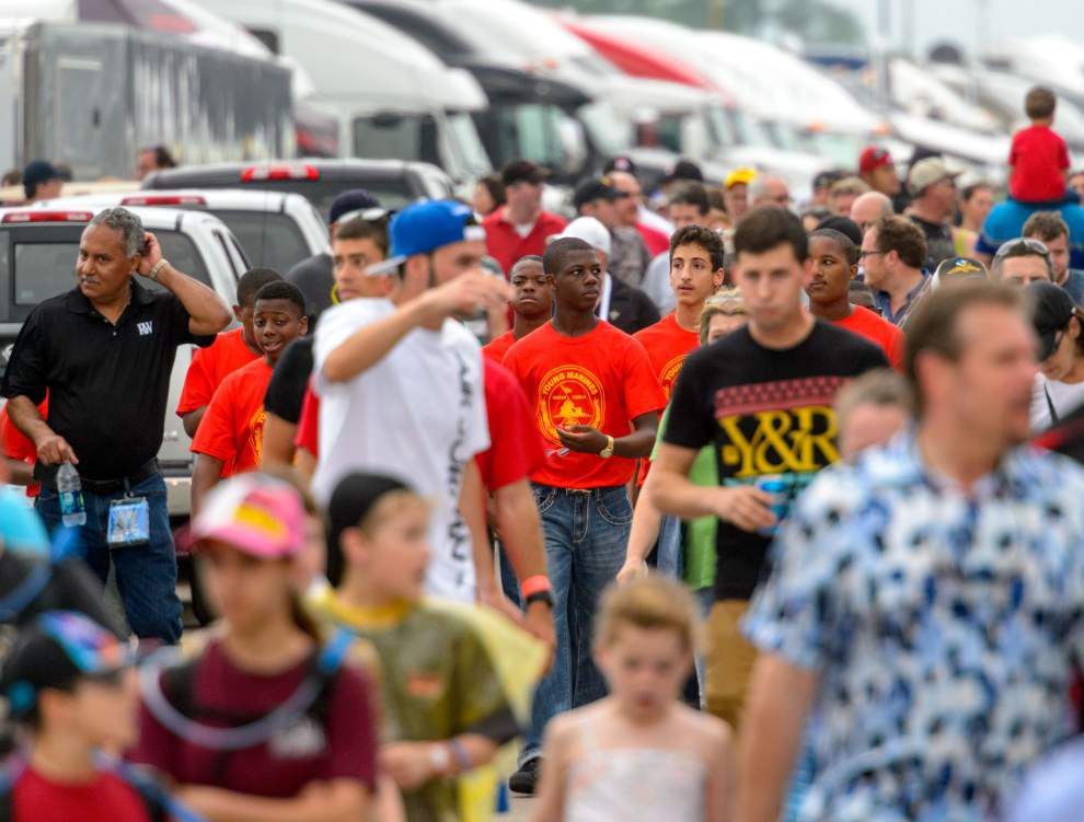 Photos: Grand Prix of Louisiana racing action _lowres