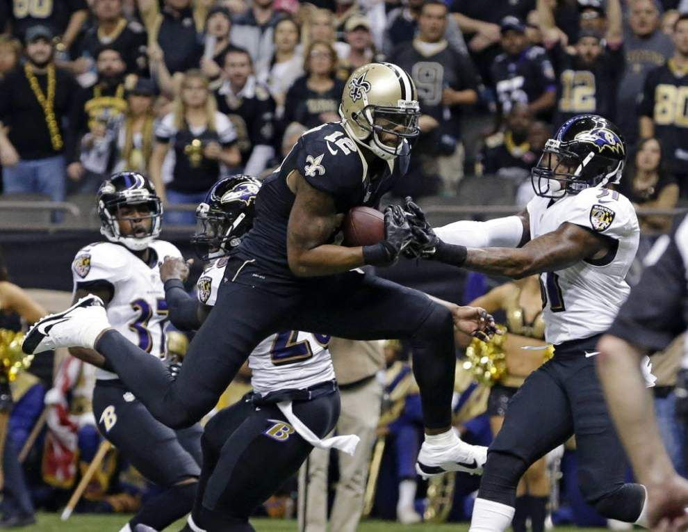 Saints expect Marques Colston, Jairus Byrd back soon despite being on the Physically Unable to Perform list _lowres
